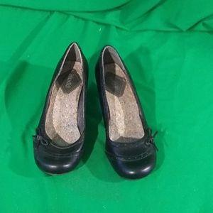 Mudd sz 8M black duet heels
